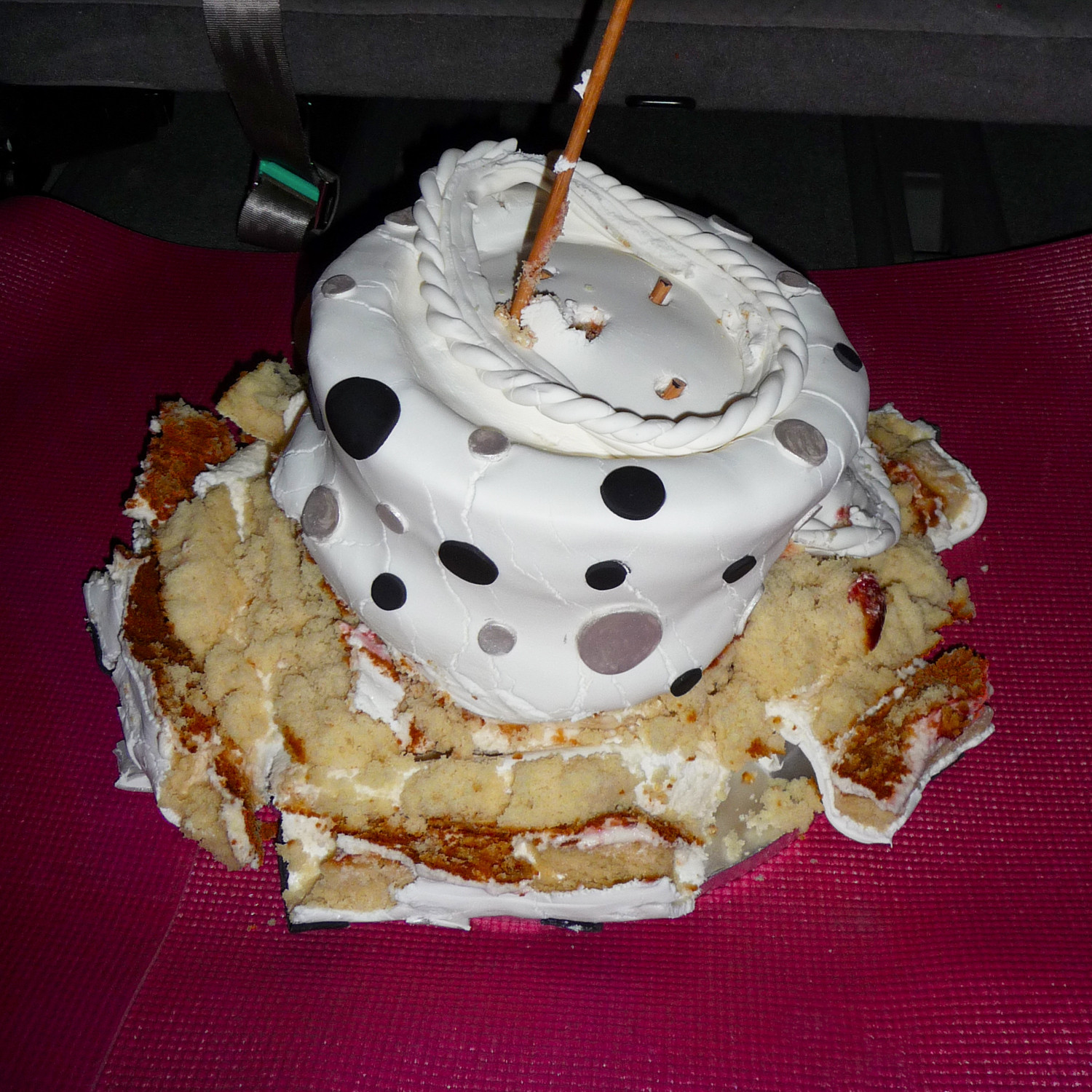 Best ideas about Birthday Cake Fails . Save or Pin 50th Birthday Cake Fail Mom Loves Baking Now.