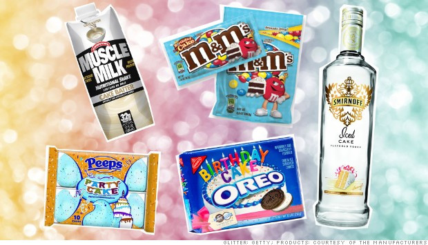 Best ideas about Birthday Cake Flavors . Save or Pin M&M s newest flavor Birthday cake Now.