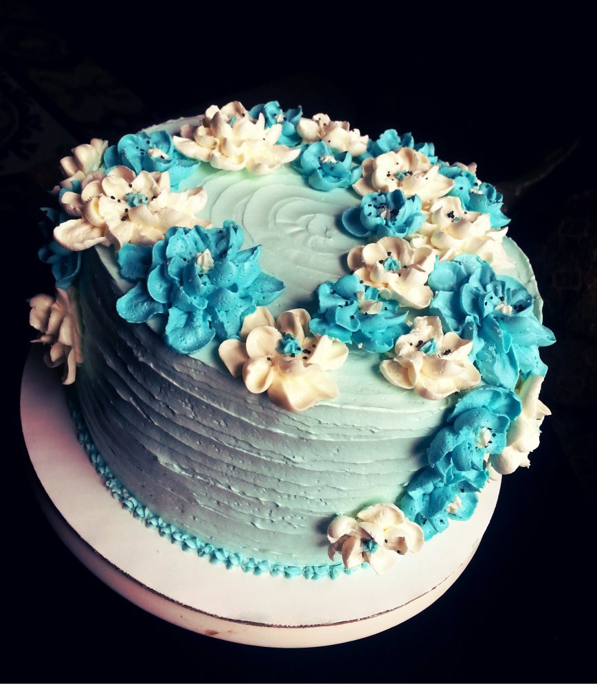 Best ideas about Birthday Cake Flowers . Save or Pin Spring Flowers Birthday Cake Now.
