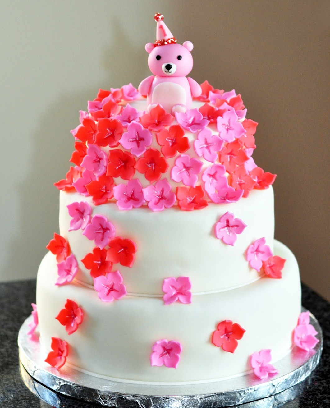 Best ideas about Birthday Cake Flowers . Save or Pin Flower Cakes – Decoration Ideas Now.