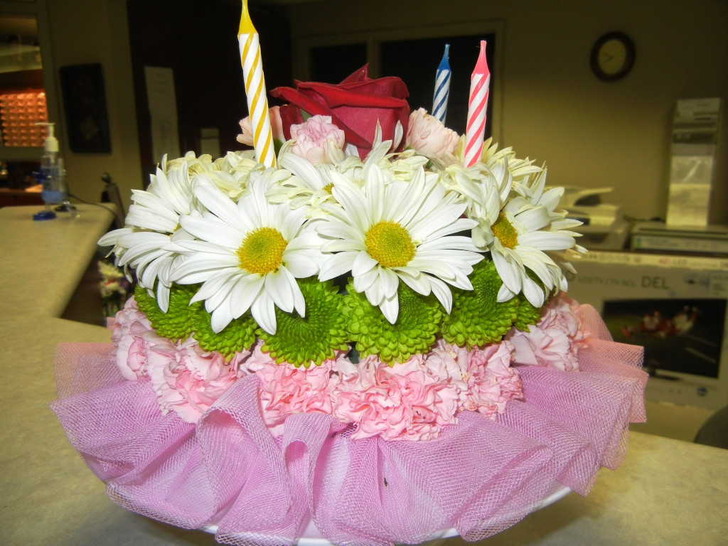 Best ideas about Birthday Cake Flowers . Save or Pin Youth Gardening Focus group Now.
