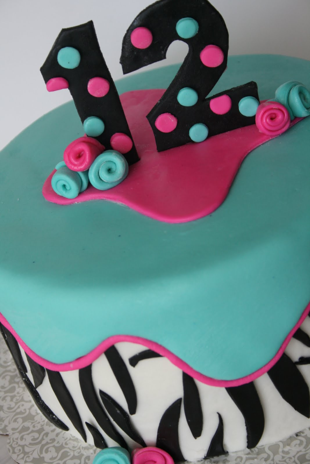 Best ideas about Birthday Cake For 12 Years Old Girl . Save or Pin And Everything Sweet Fun and funky Now.