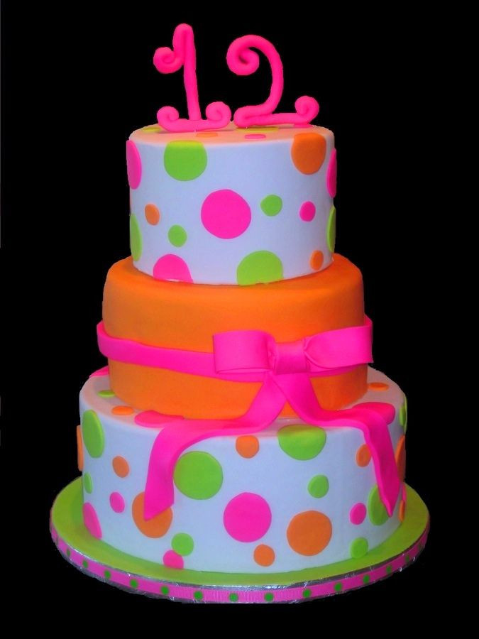 Best ideas about Birthday Cake For 12 Years Old Girl . Save or Pin Pin by T2 Awesome on cakes Now.