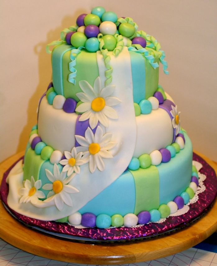 Best ideas about Birthday Cake For 12 Years Old Girl . Save or Pin birthday cakes for girls 9 years old Ariel 10 Now.
