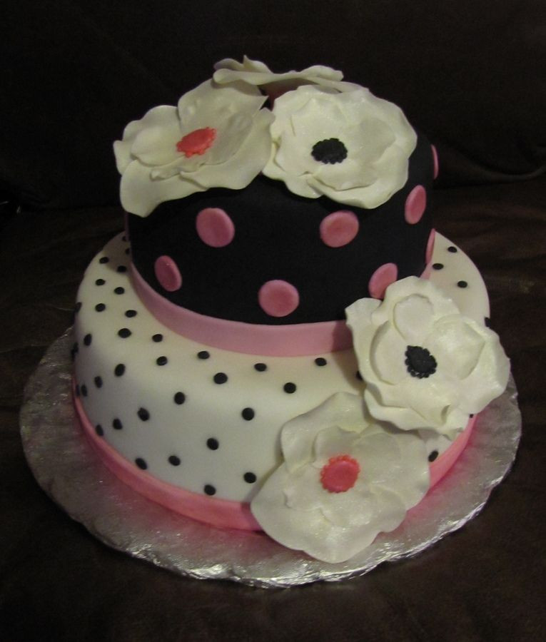 Best ideas about Birthday Cake For 12 Years Old Girl . Save or Pin fondant 12 year old girl birthday cake Now.