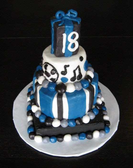 Best ideas about Birthday Cake For 13 Year Old Boy . Save or Pin Best 25 Teen boy cakes ideas on Pinterest Now.