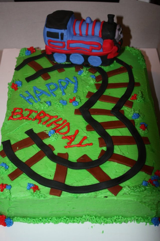 Best ideas about Birthday Cake For 3 Year Old Boy . Save or Pin Birthday Cakes Now.