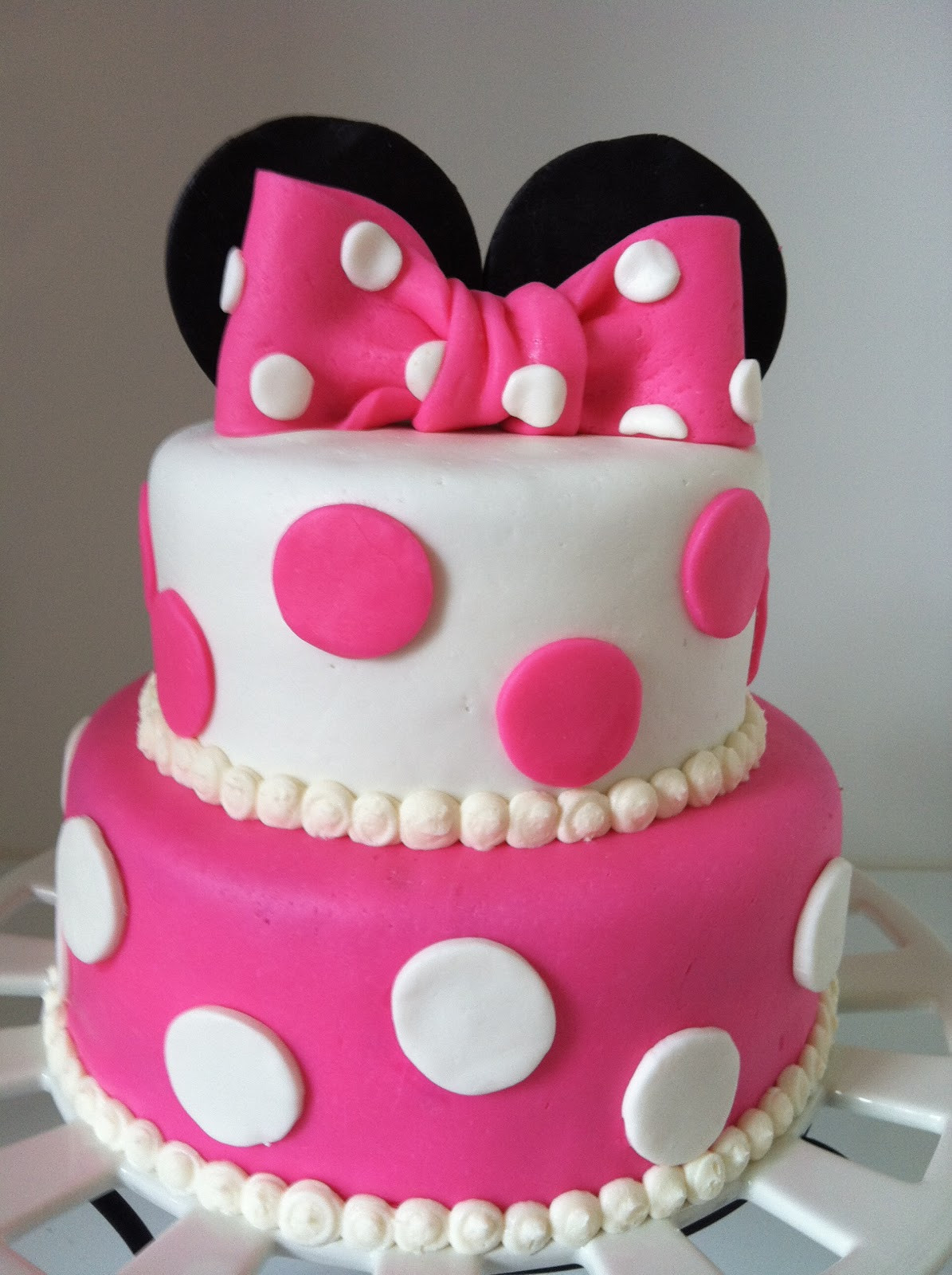 Best ideas about Birthday Cake For Girls . Save or Pin The Weekly Sweet Experiment Rachel s 2nd Birthday Cake Now.
