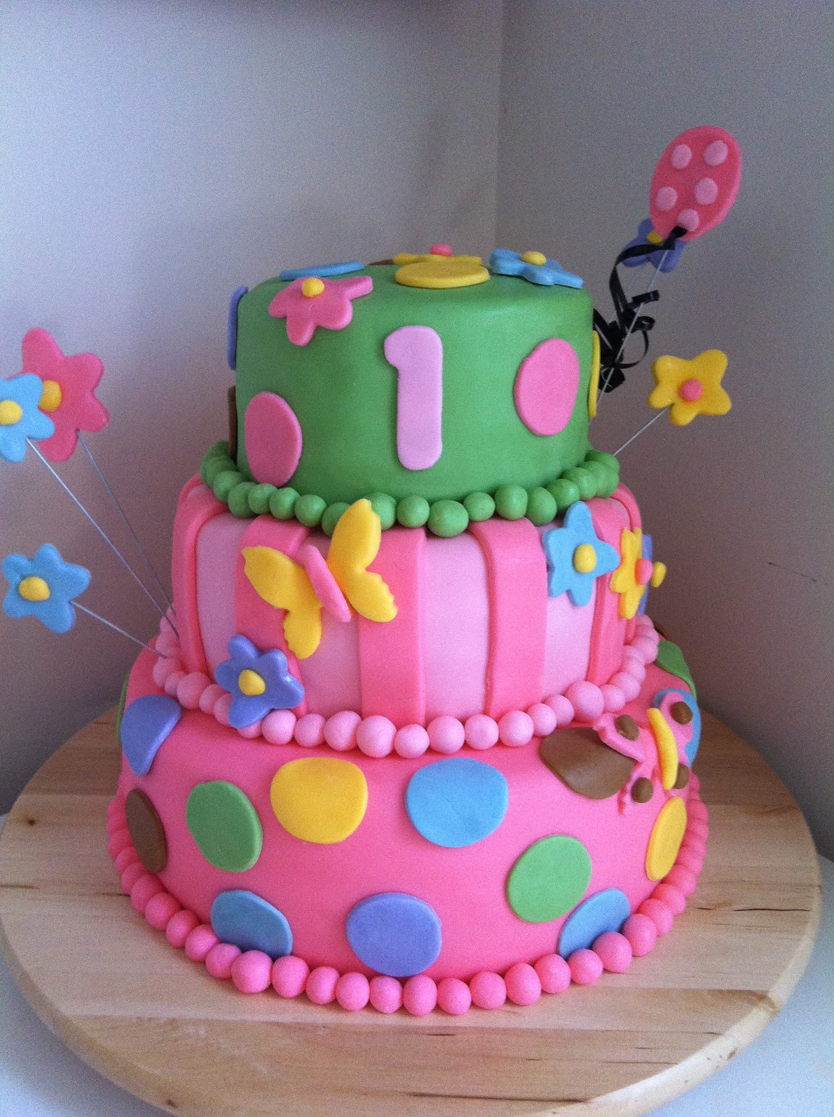 Best ideas about Birthday Cake For Girls . Save or Pin Sweetness by D 1st Birthday Cakes for girls Now.