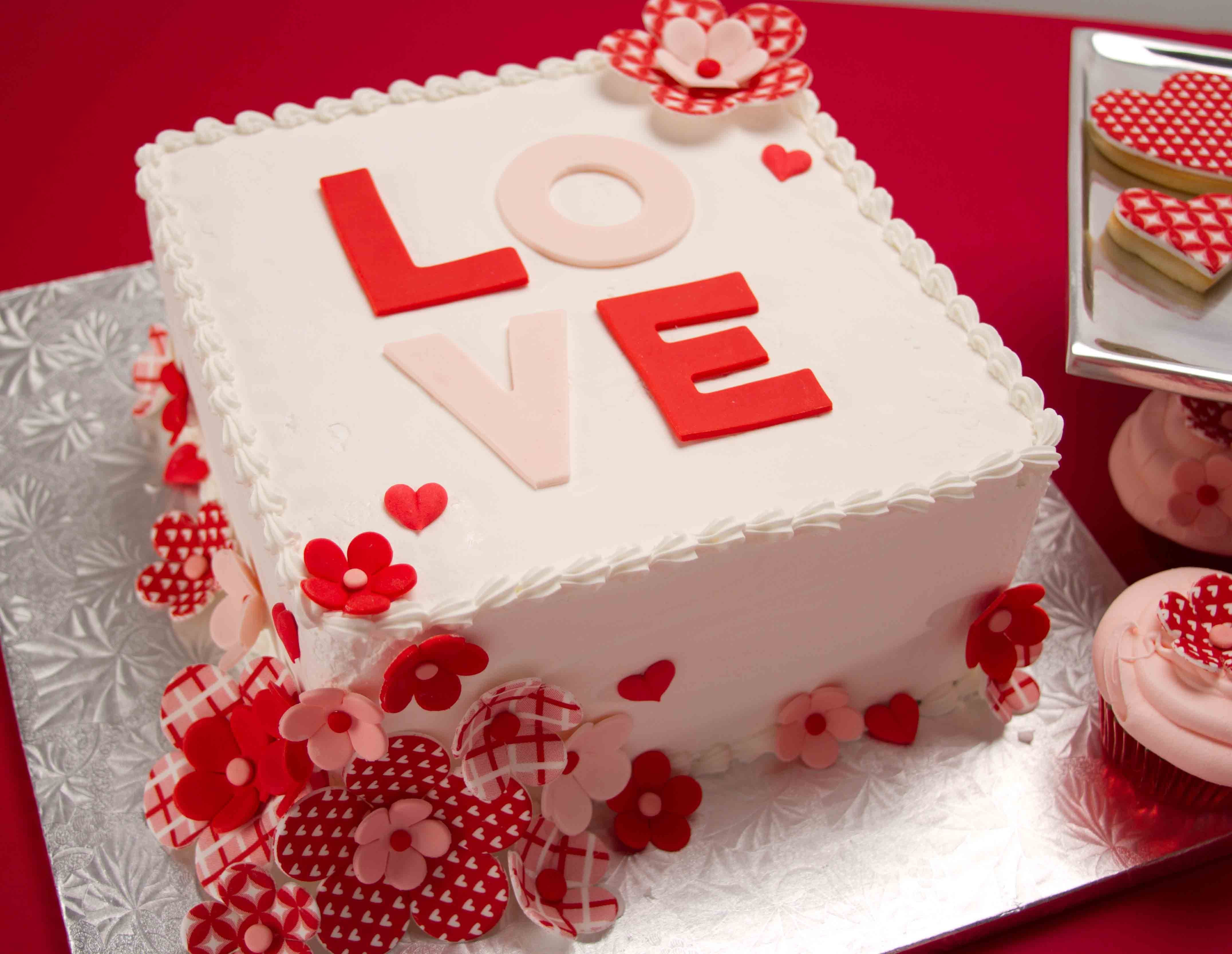 Best ideas about Birthday Cake For Husband . Save or Pin Beautiful Birthday Cake For Husband Wife Valentine s Day Now.