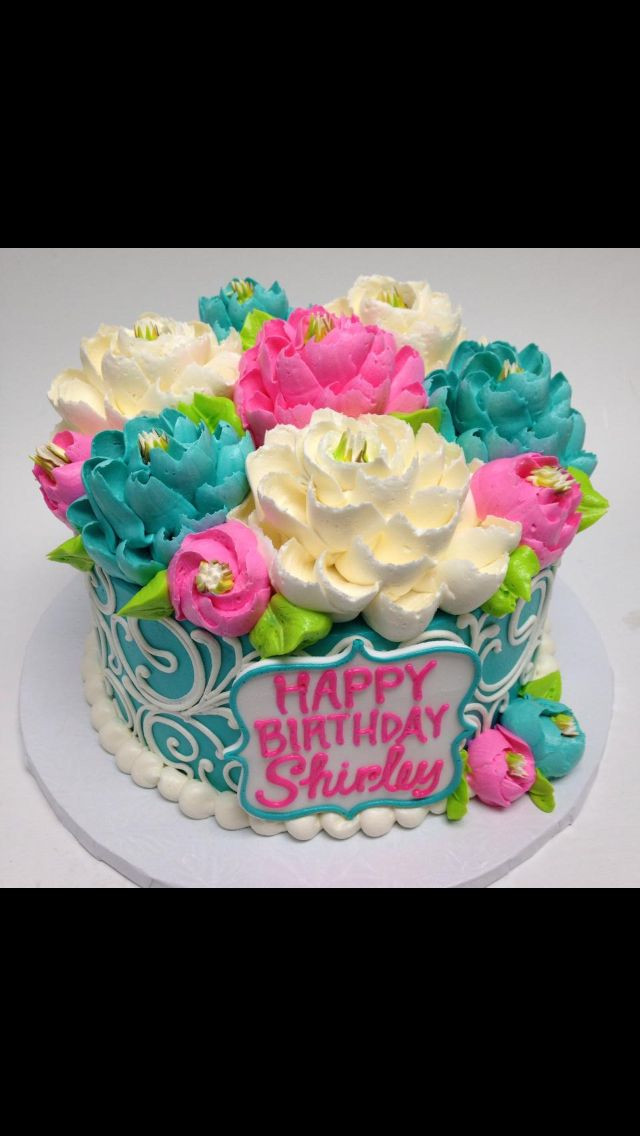 Best ideas about Birthday Cake For Mother . Save or Pin Rose cake Mother s day and Cakes on Pinterest Now.