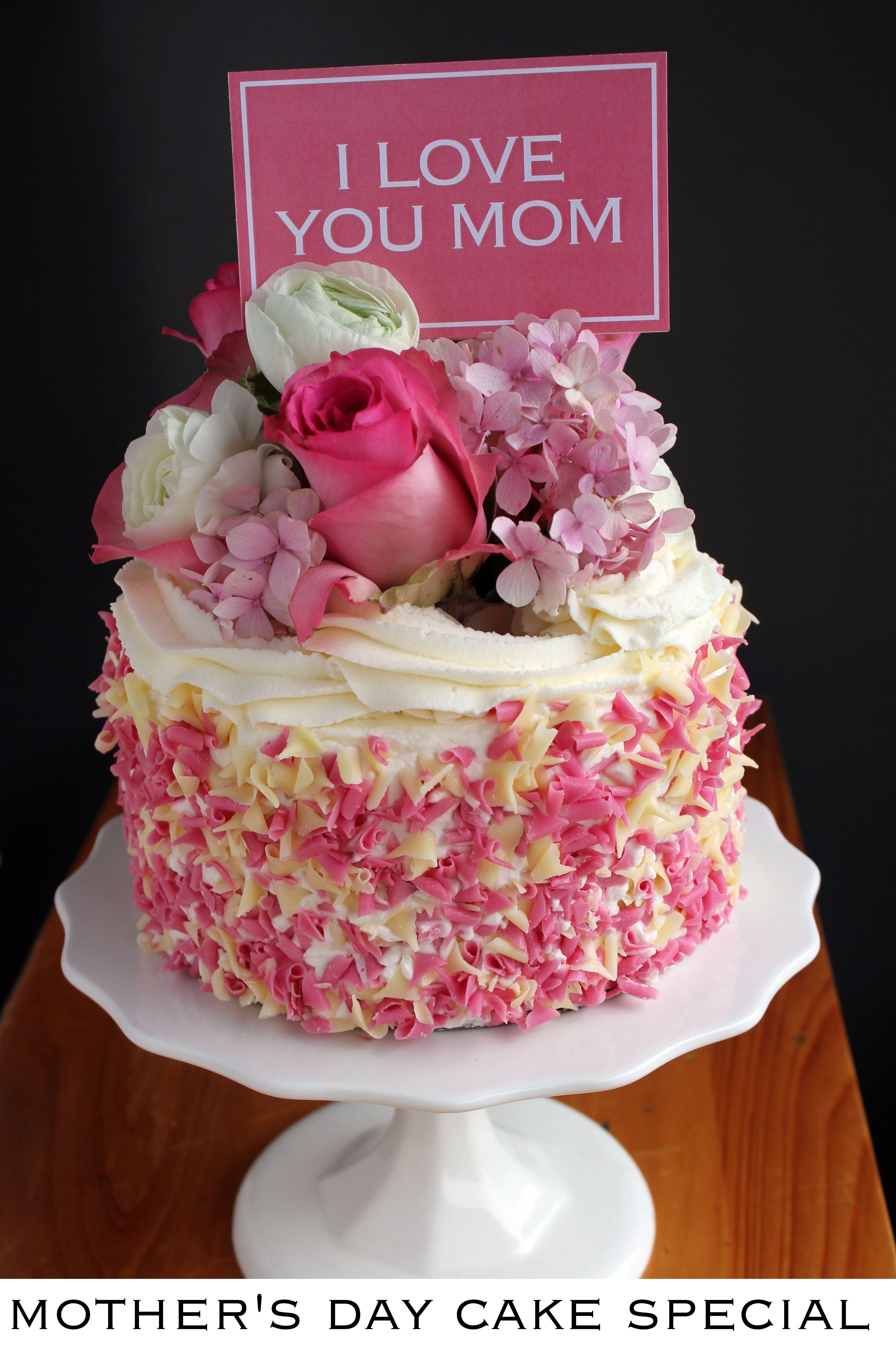Best ideas about Birthday Cake For Mother . Save or Pin Birthday Cake For Mom CAKE DESIGN Now.