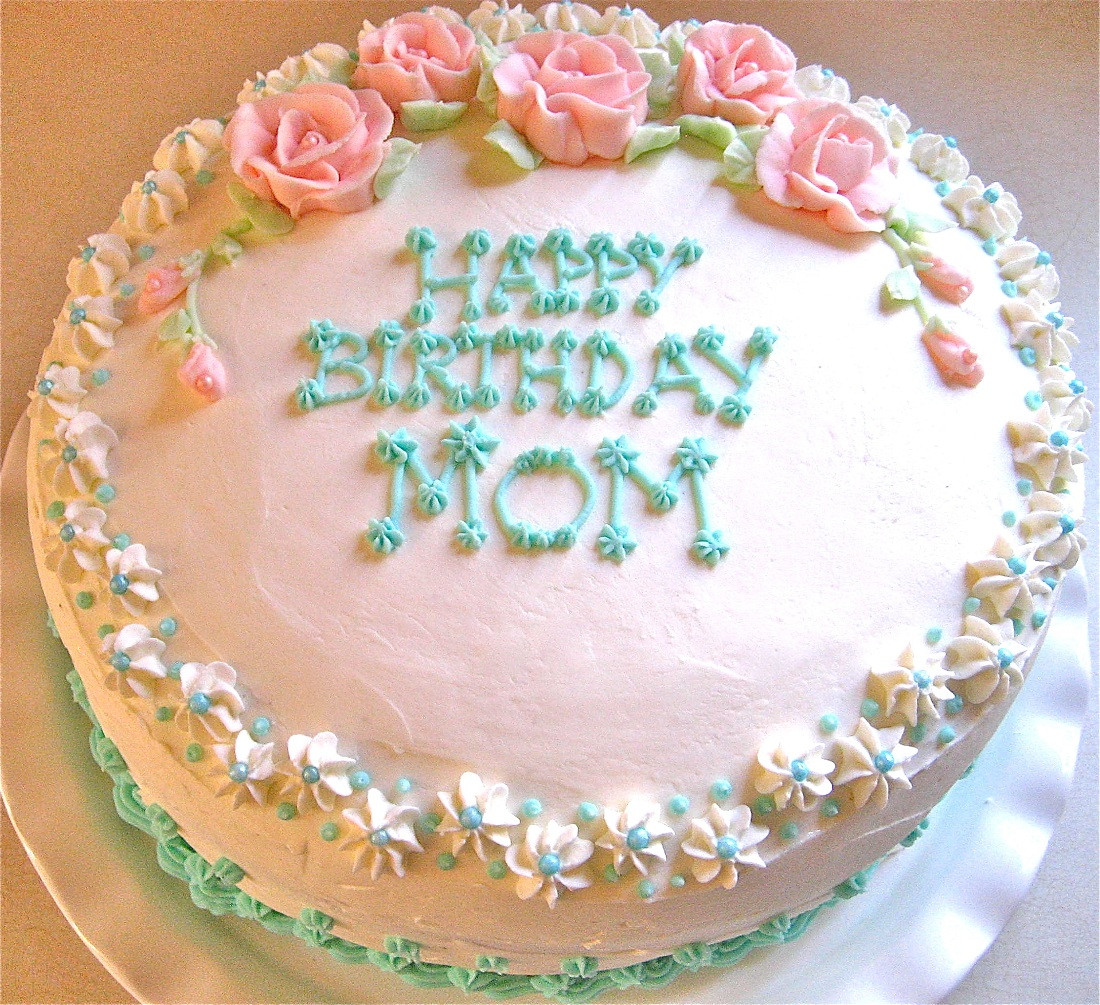Best ideas about Birthday Cake For Mother . Save or Pin Happy Birthday Cake For Mom & Wallpaper Now.