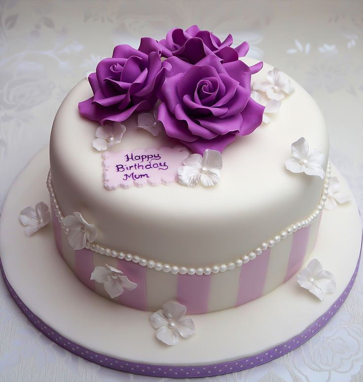 Best ideas about Birthday Cake For Mother . Save or Pin Best 25 Mother Birthday Cake ideas on Pinterest Now.