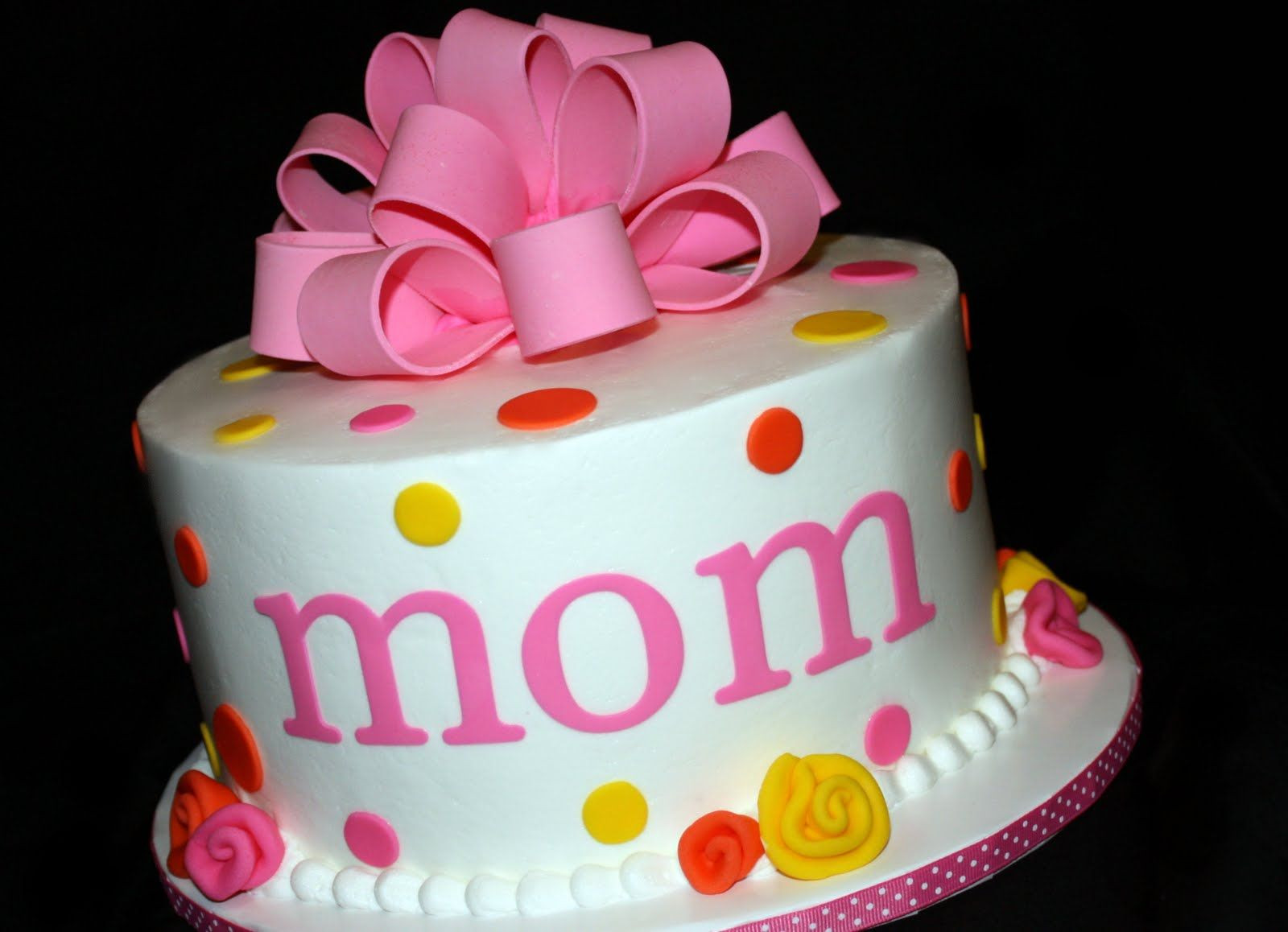 Best ideas about Birthday Cake For Mother . Save or Pin fun cakes Mom Birthday Cake fun cakes Now.