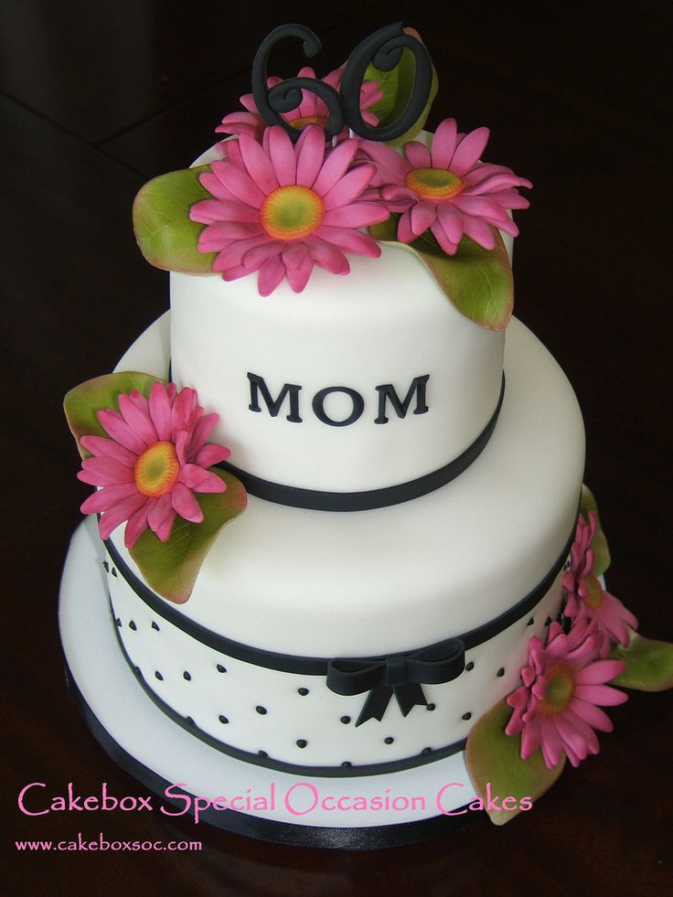 Best ideas about Birthday Cake For Mother . Save or Pin Mom s Daisy Cake Now.