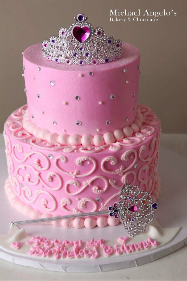 Best ideas about Birthday Cake Ideas For Girls . Save or Pin Best 25 Little girl birthday cakes ideas on Pinterest Now.