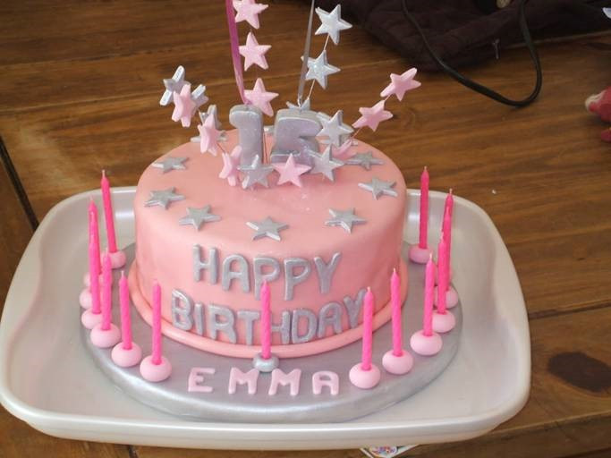 Best ideas about Birthday Cake Ideas For Girls . Save or Pin 15 Awesome Birthday Cake Ideas for Girls Now.