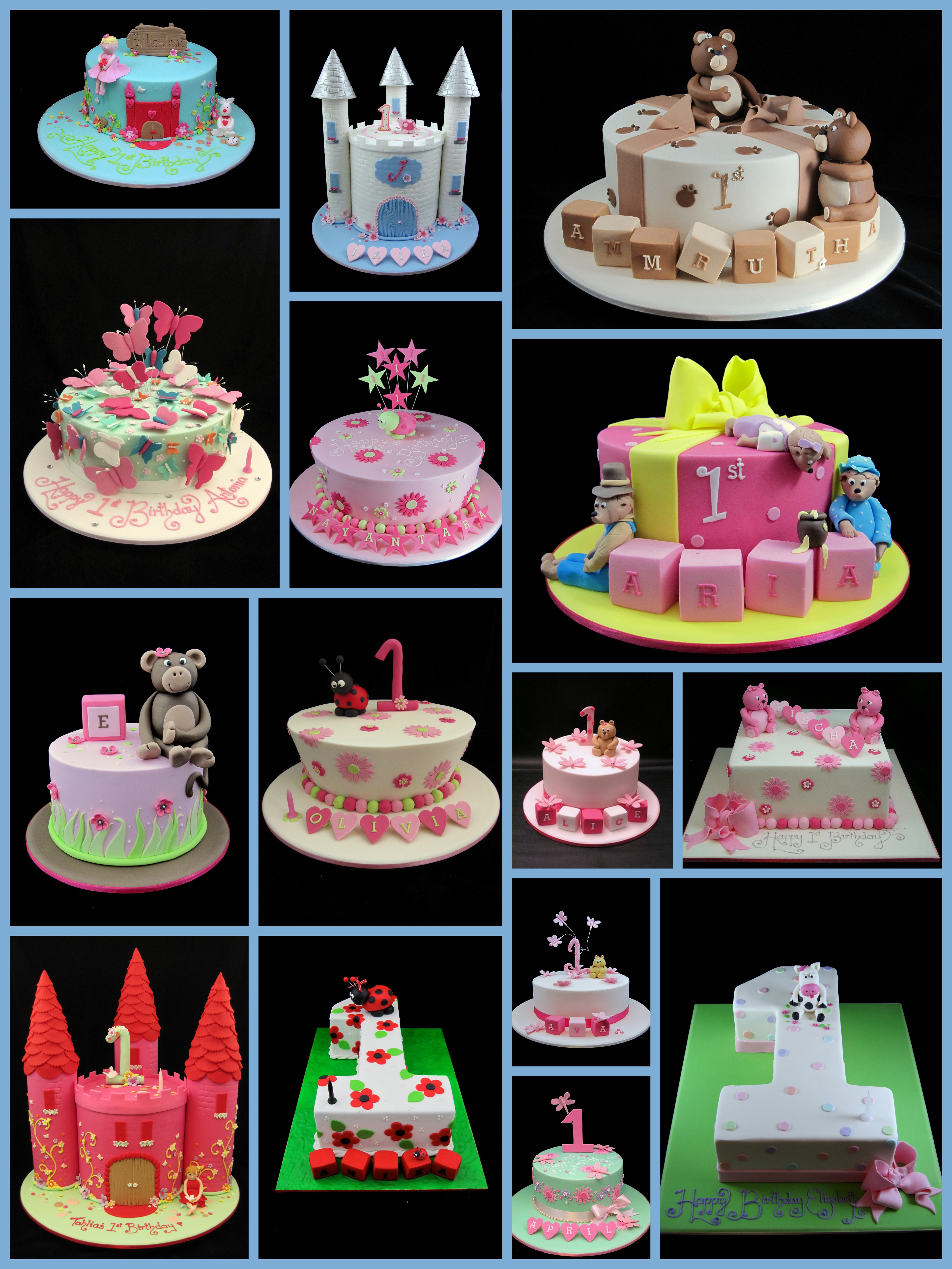 Best ideas about Birthday Cake Ideas For Girls . Save or Pin 21st birthday for girls Now.