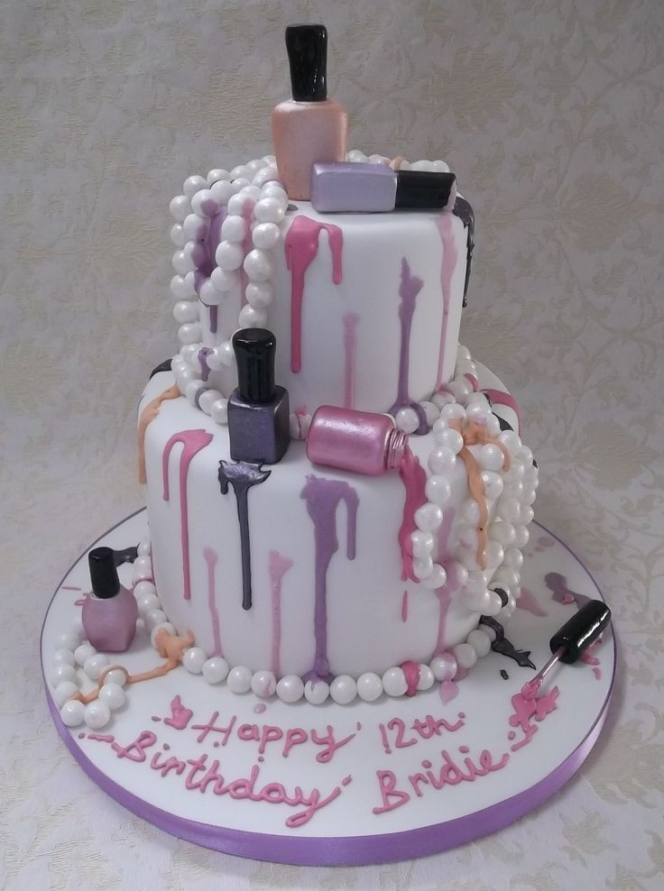 Best ideas about Birthday Cake Ideas For Girls . Save or Pin Best 25 Girl birthday cakes ideas on Pinterest Now.