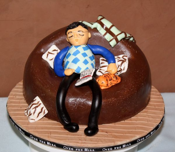 Best ideas about Birthday Cake Images For Man . Save or Pin Chocolate Happy Birthday Cake and s Now.