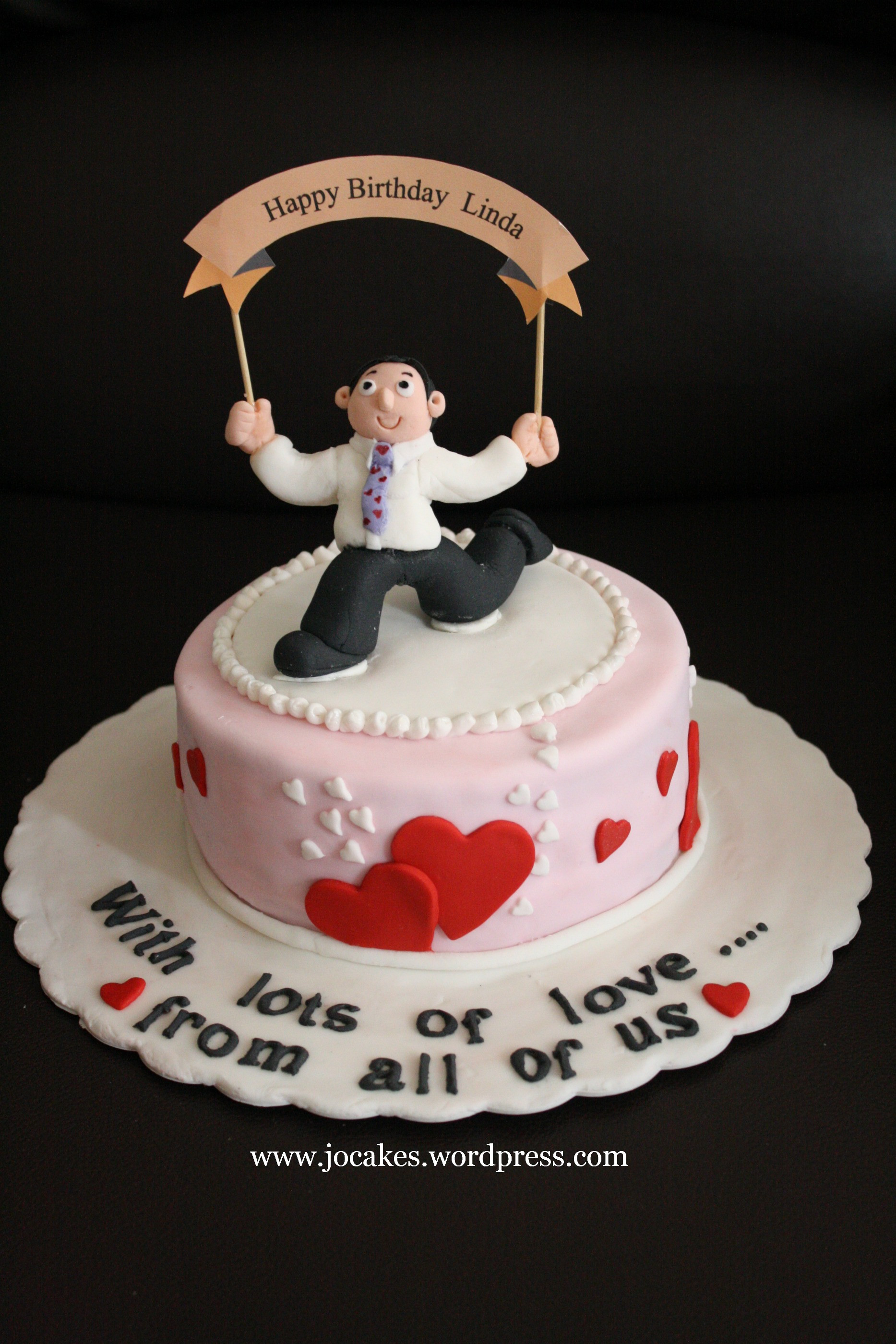 Best ideas about Birthday Cake Images For Man . Save or Pin Birthday cake for Linda Now.