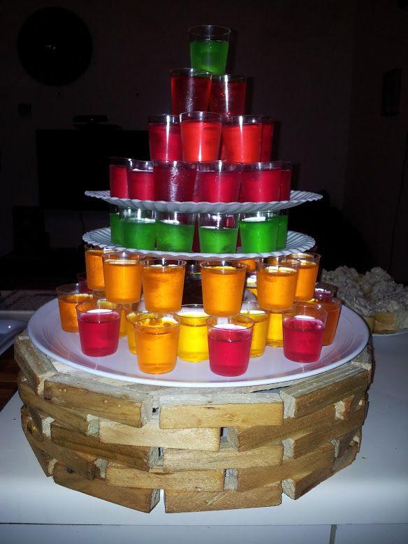 Best ideas about Birthday Cake Jello Shots . Save or Pin Jello shot cake JELLO Shot Recipes Now.