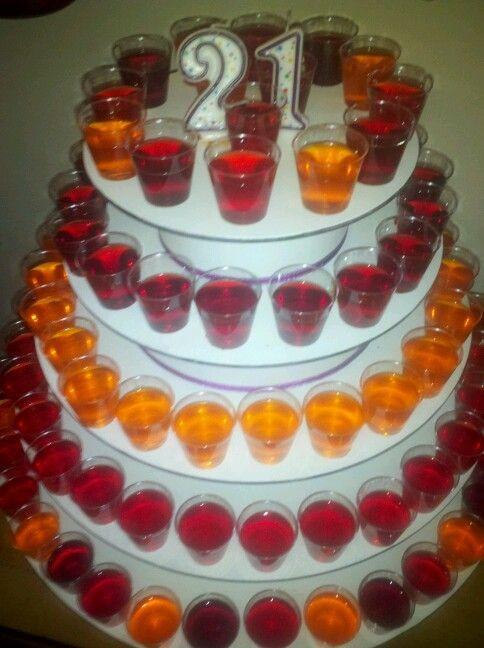 Best ideas about Birthday Cake Jello Shots . Save or Pin Jello Shot Ideas for Birthday Now.