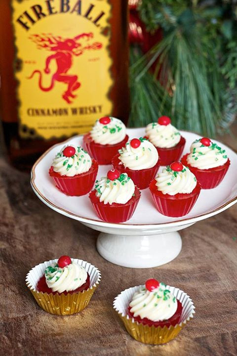 Best ideas about Birthday Cake Jello Shots . Save or Pin Fireball Jello Shot Cupcakes Now.