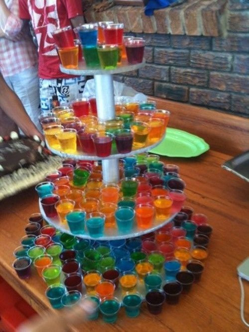 Best ideas about Birthday Cake Jello Shots . Save or Pin Best 25 Adult party ideas ideas on Pinterest Now.