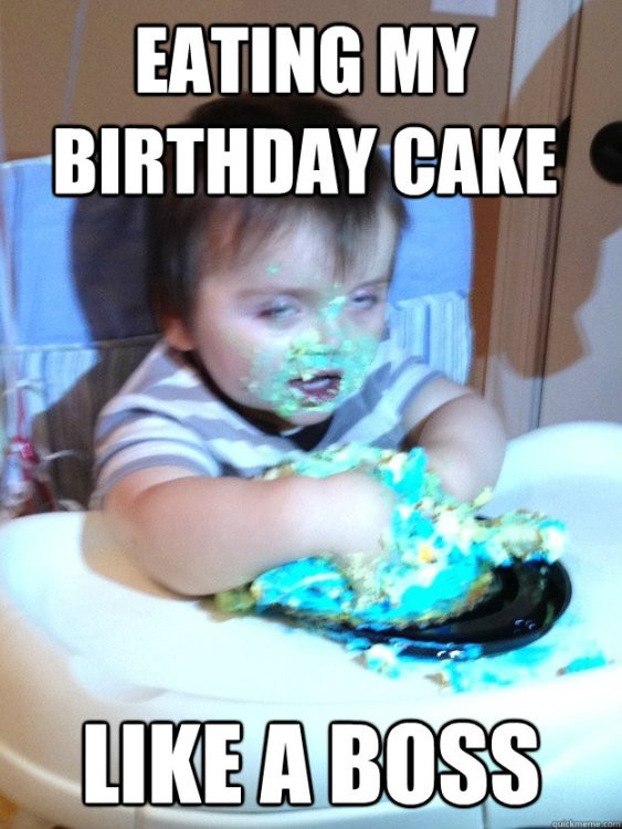 Best ideas about Birthday Cake Memes . Save or Pin 49 Funniest Boss Birthday Meme & s WishMeme Now.