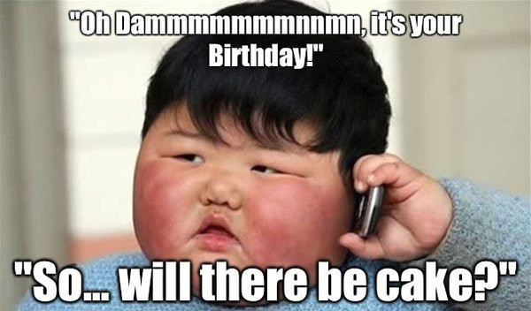 Best ideas about Birthday Cake Memes . Save or Pin 42 Best Funny Birthday & My Happy Now.
