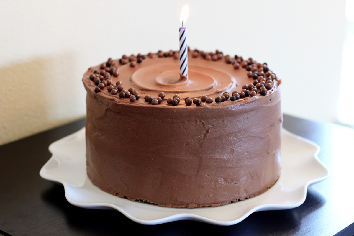 Best ideas about Birthday Cake Photo . Save or Pin Baked Sunday Mornings Everyone's Favorite Birthday Cake Now.