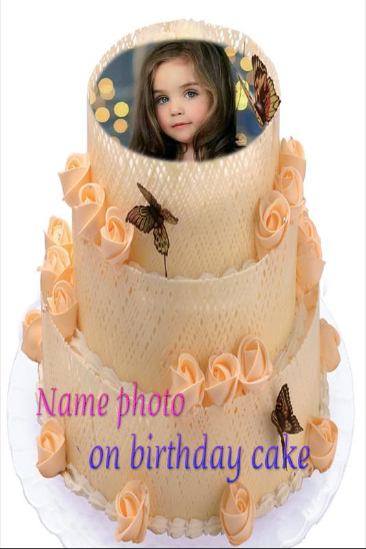 Best ideas about Birthday Cake Photo Frame . Save or Pin Birthday cake photo frame for Android APK Download Now.