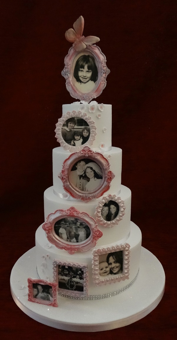 Best ideas about Birthday Cake Photo Frame . Save or Pin Birthday Cakes Top Nosh Cakes Now.