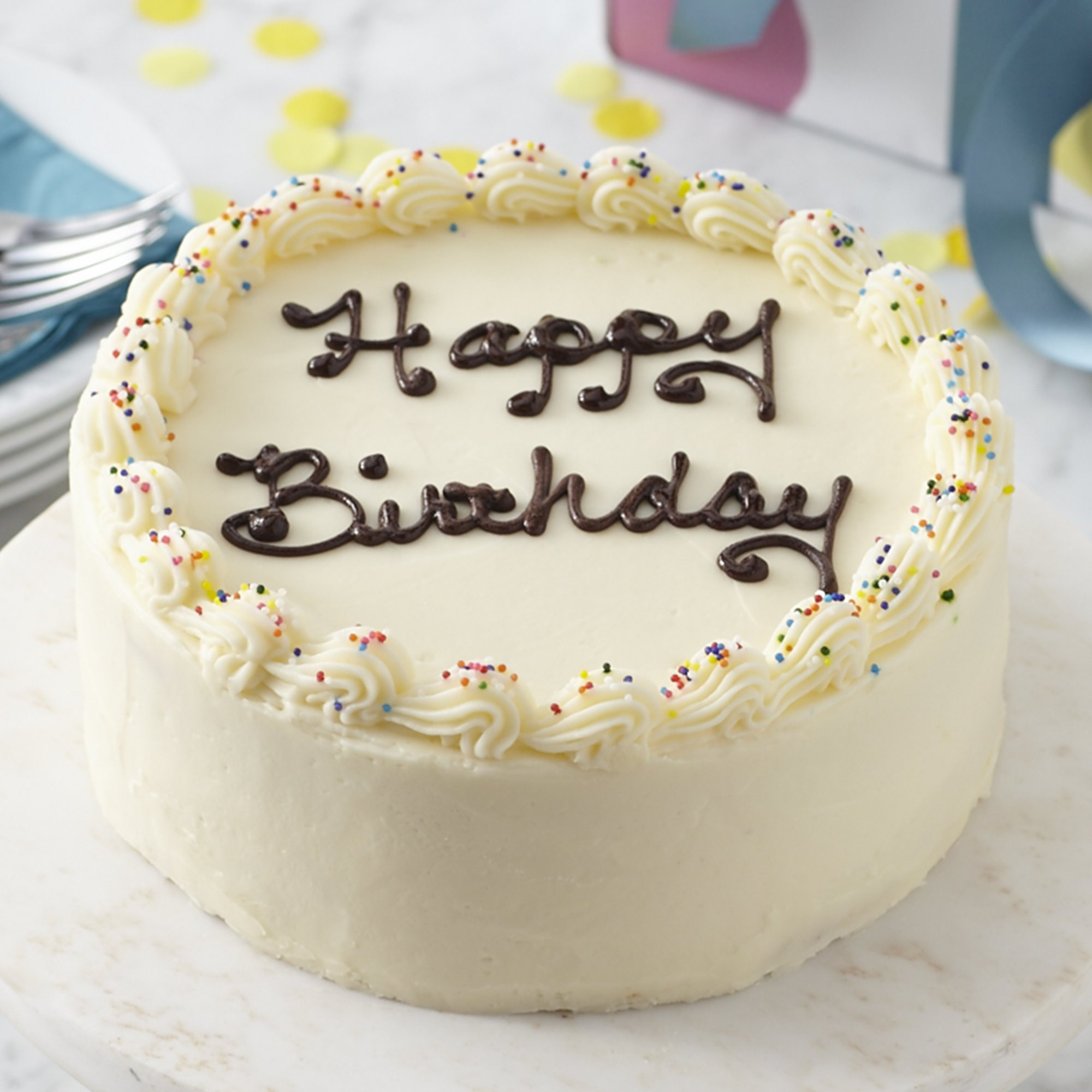 Best ideas about Birthday Cake Photo . Save or Pin Birthday Celebration Cake Now.