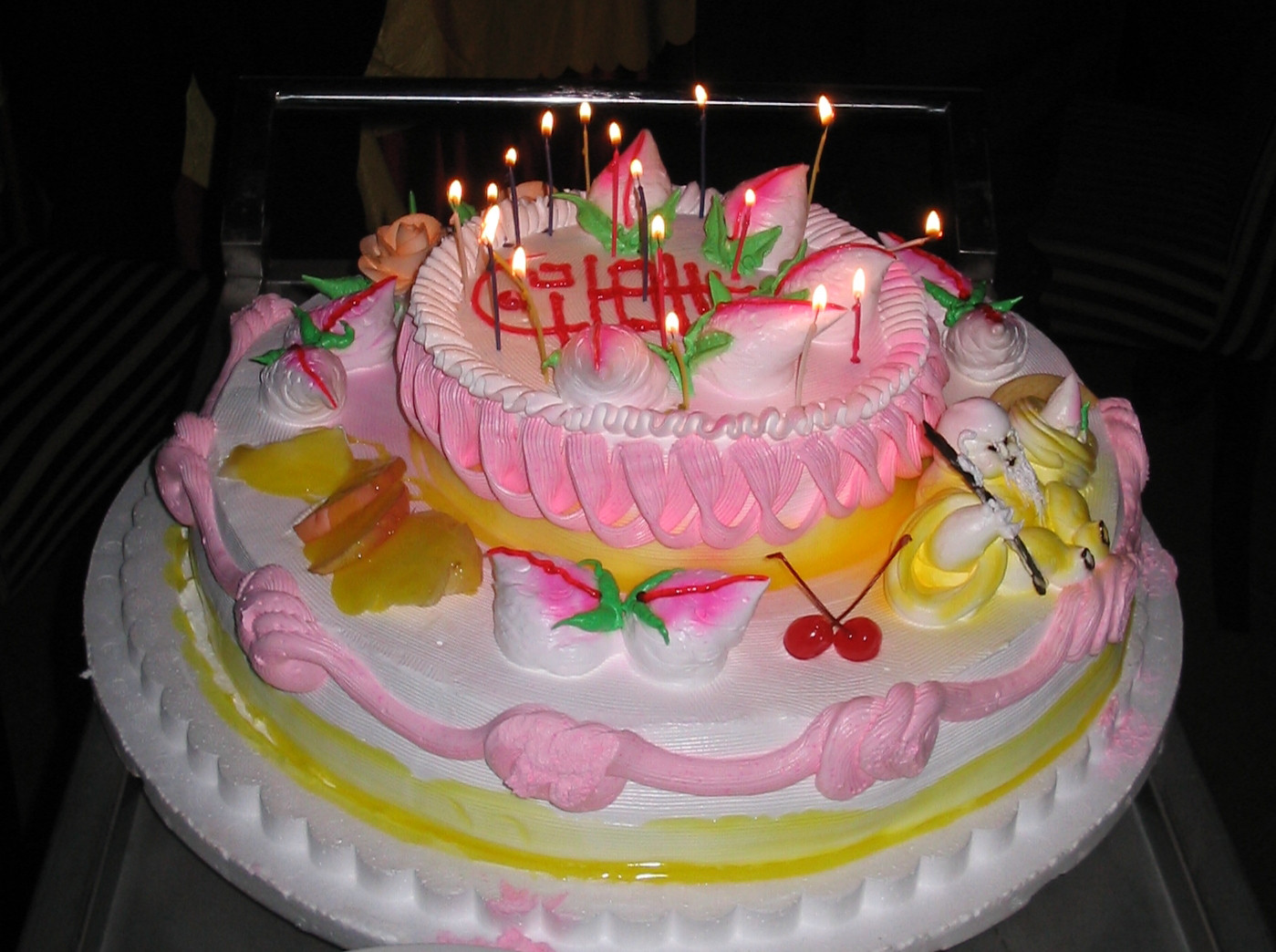 Best ideas about Birthday Cake Pics . Save or Pin chinese birthday cake Now.