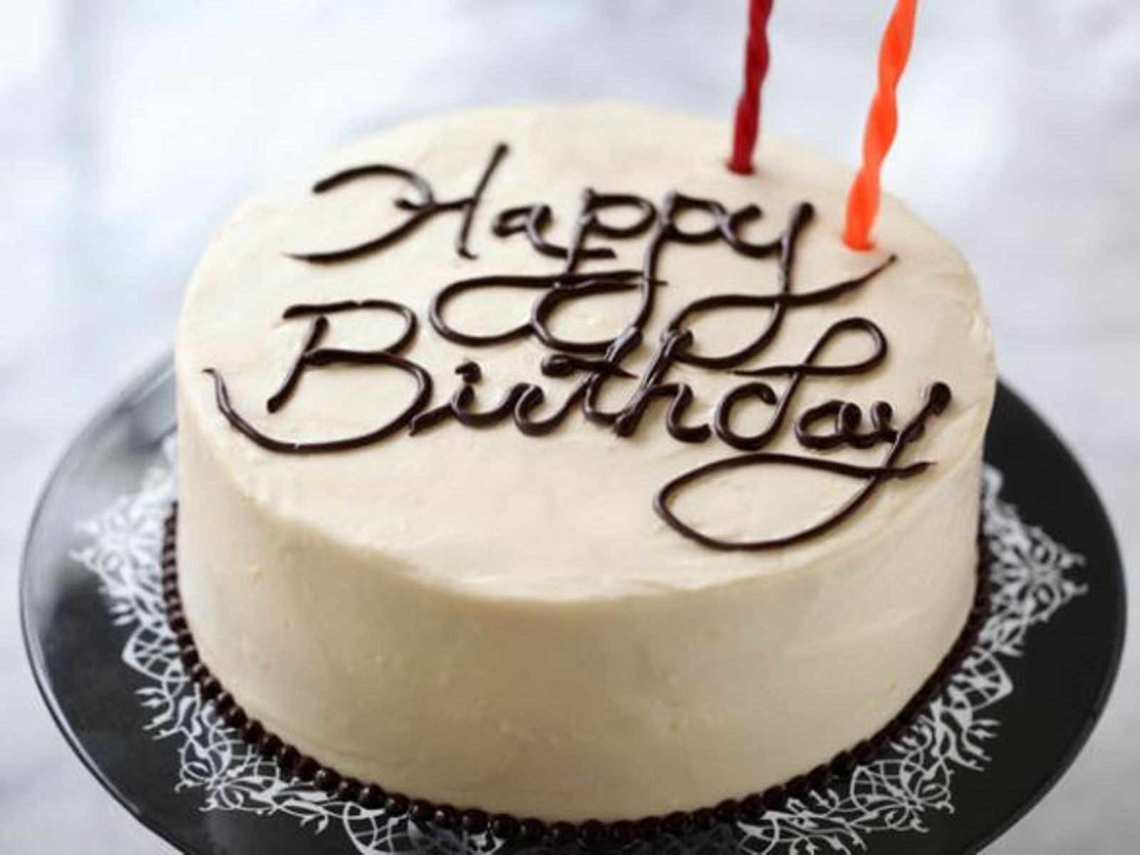 Best ideas about Birthday Cake Pics . Save or Pin The Cake Tin Now.