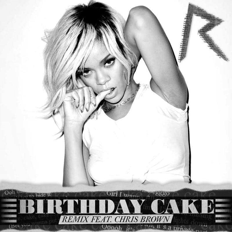 Best ideas about Birthday Cake Rihanna . Save or Pin Rihanna Chris Brown Birthday Cake by AdrianImpalaMata Now.