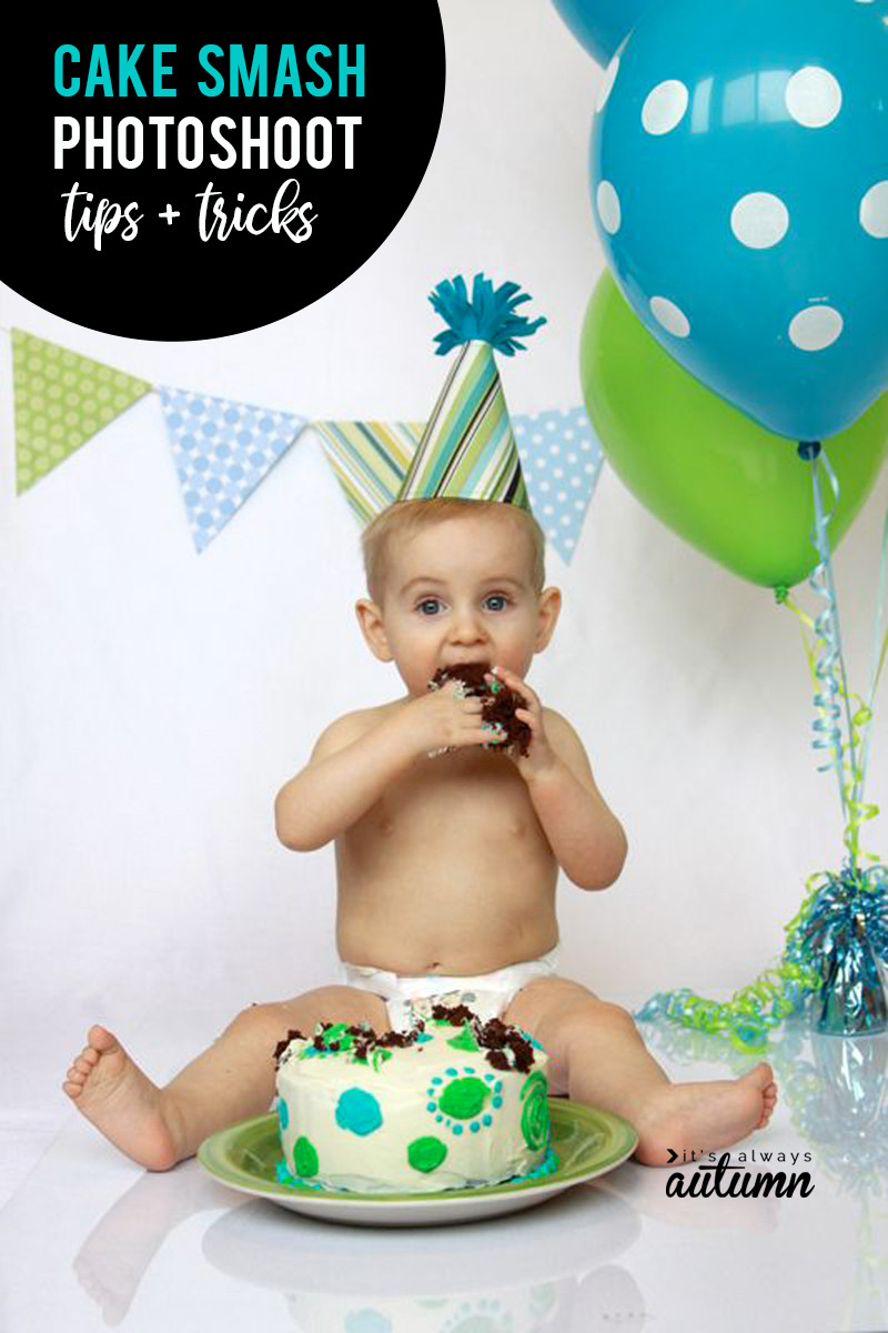 Best ideas about Birthday Cake Smash . Save or Pin DIY Cake Smash photoshoot awesome photos of baby s Now.
