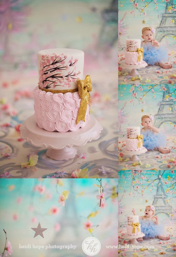 Best ideas about Birthday Cake Smash . Save or Pin Sweet Little Nursery First Birthday Cake Smash Session Now.