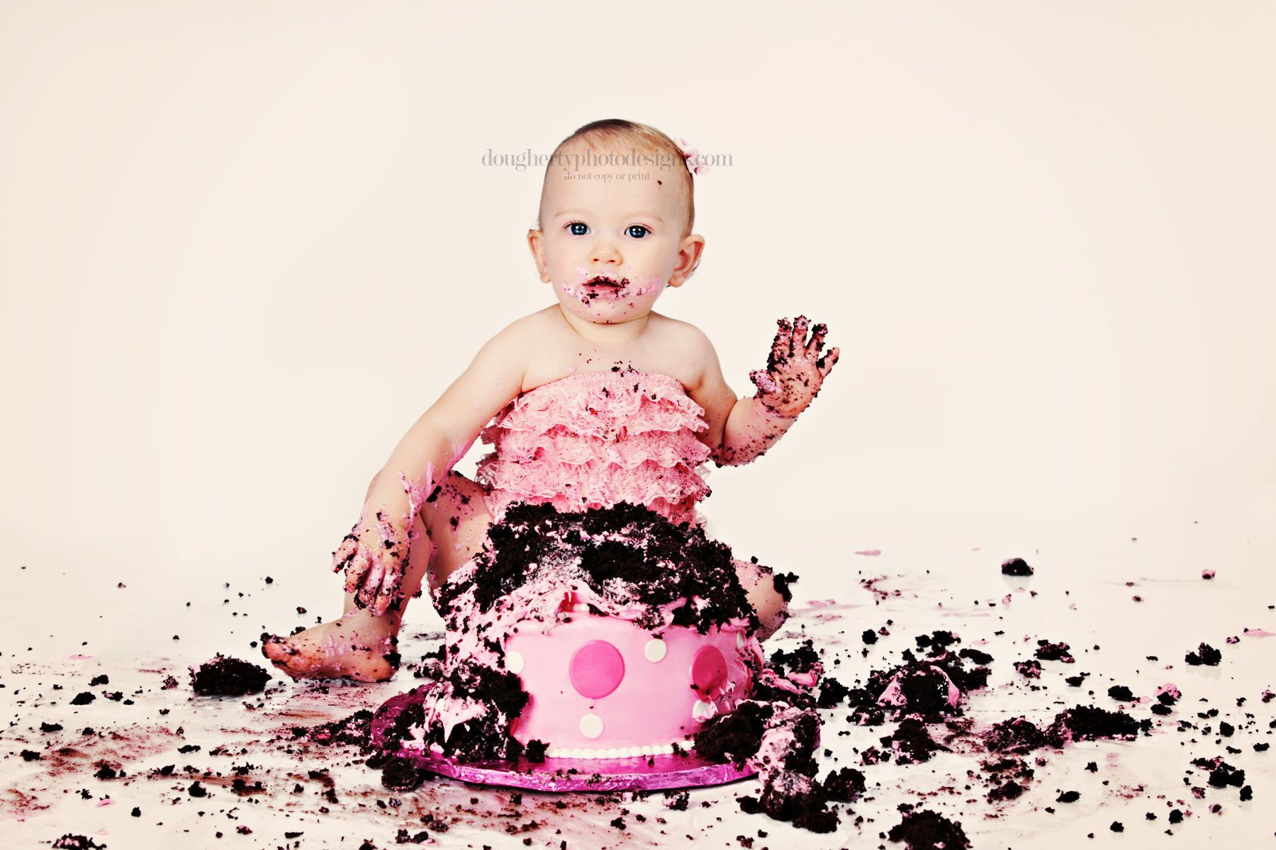 Best ideas about Birthday Cake Smash . Save or Pin bobby s 1st birthday cake smash cake smashes Now.