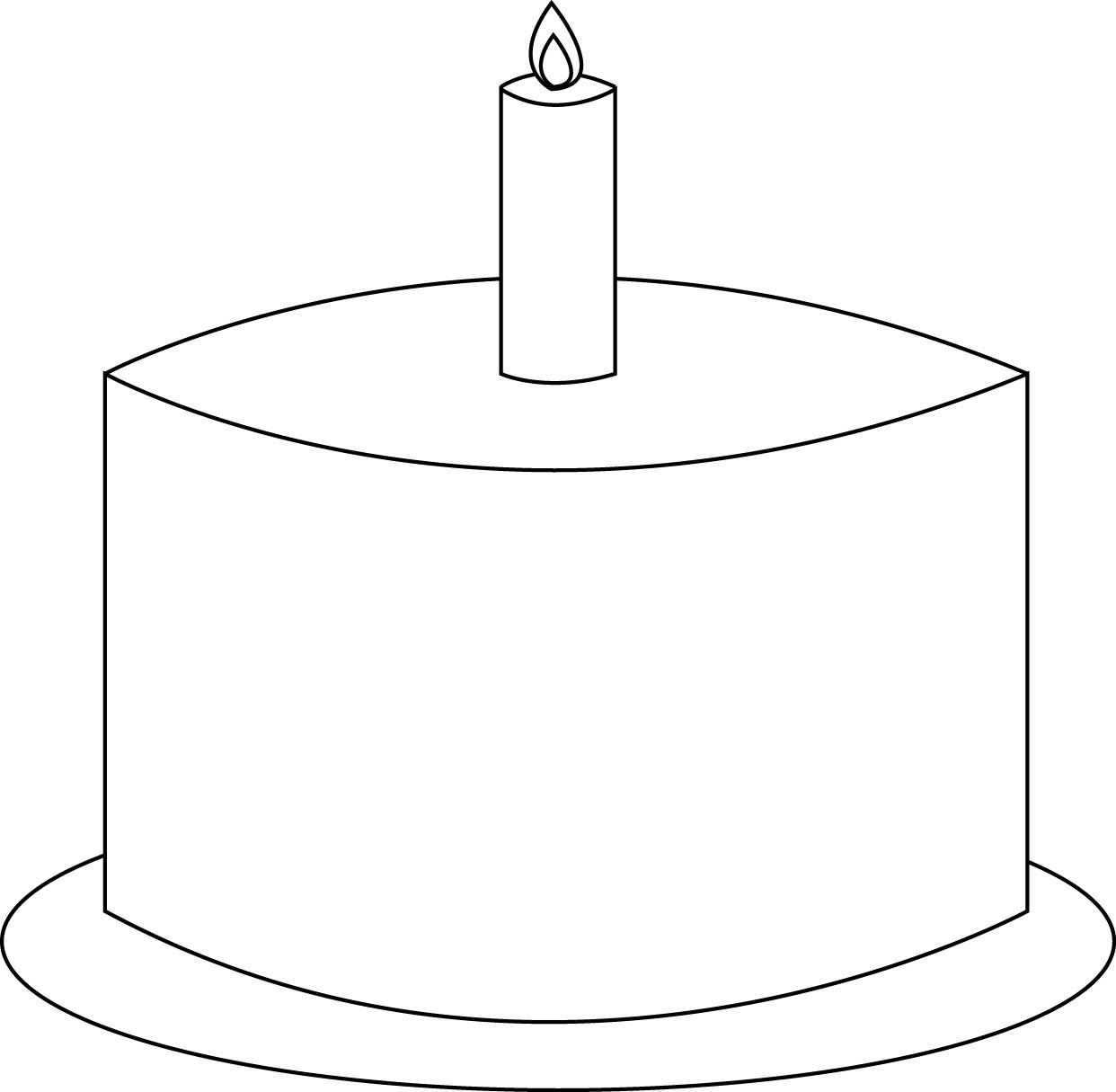 Best ideas about Birthday Cake Template . Save or Pin design process blog Project 3 Birthday Cake Assets Now.