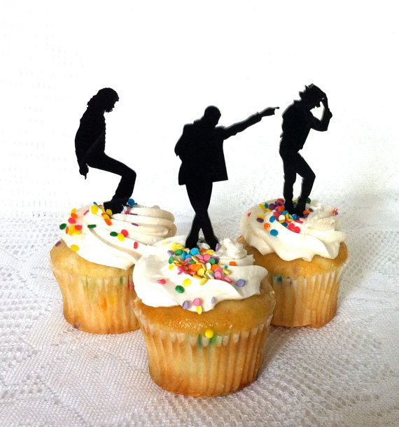 Best ideas about Birthday Cake Toppers Michaels . Save or Pin 25 best ideas about Michael Jackson Cake on Pinterest Now.