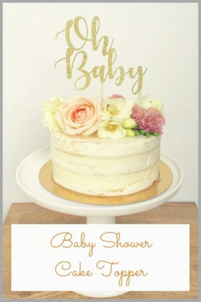 Best ideas about Birthday Cake Toppers Michaels . Save or Pin Baby Shower Cake Toppers Michaels Now.