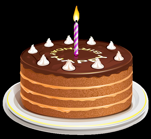 Best ideas about Birthday Cake Transparent . Save or Pin Birthday Cake PNG Clipart Image Now.