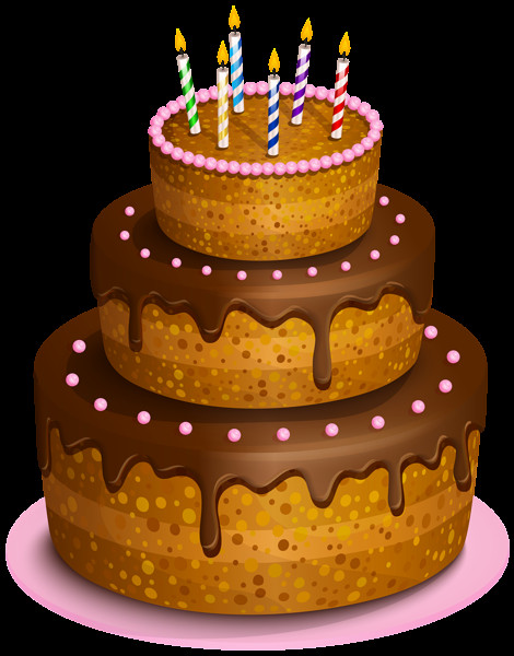 Best ideas about Birthday Cake Transparent . Save or Pin Birthday Cake Transparent PNG Clip Art Image Now.