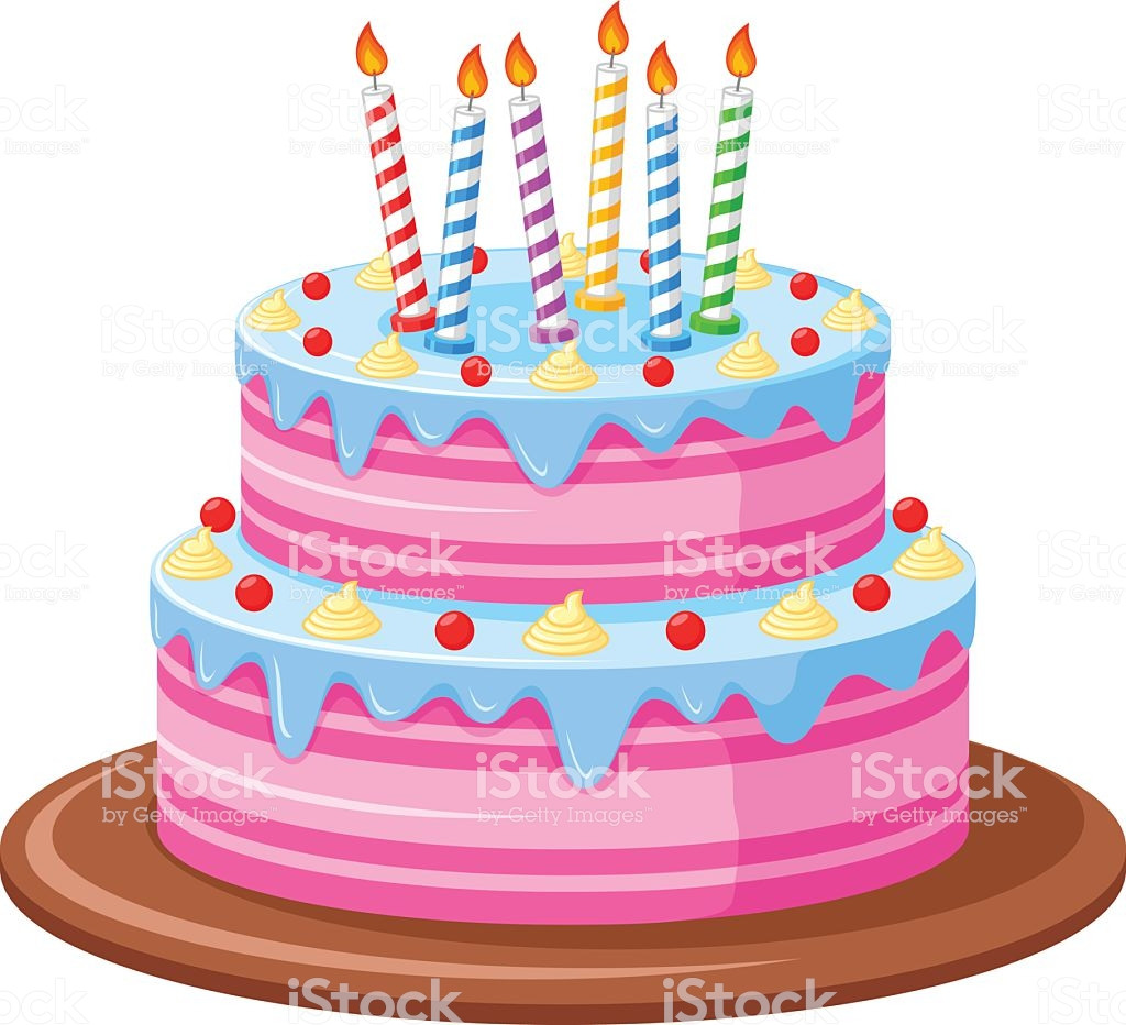 Best ideas about Birthday Cake Vector . Save or Pin Birthday Cake Stock Vector Art & More of 2015 iStock Now.