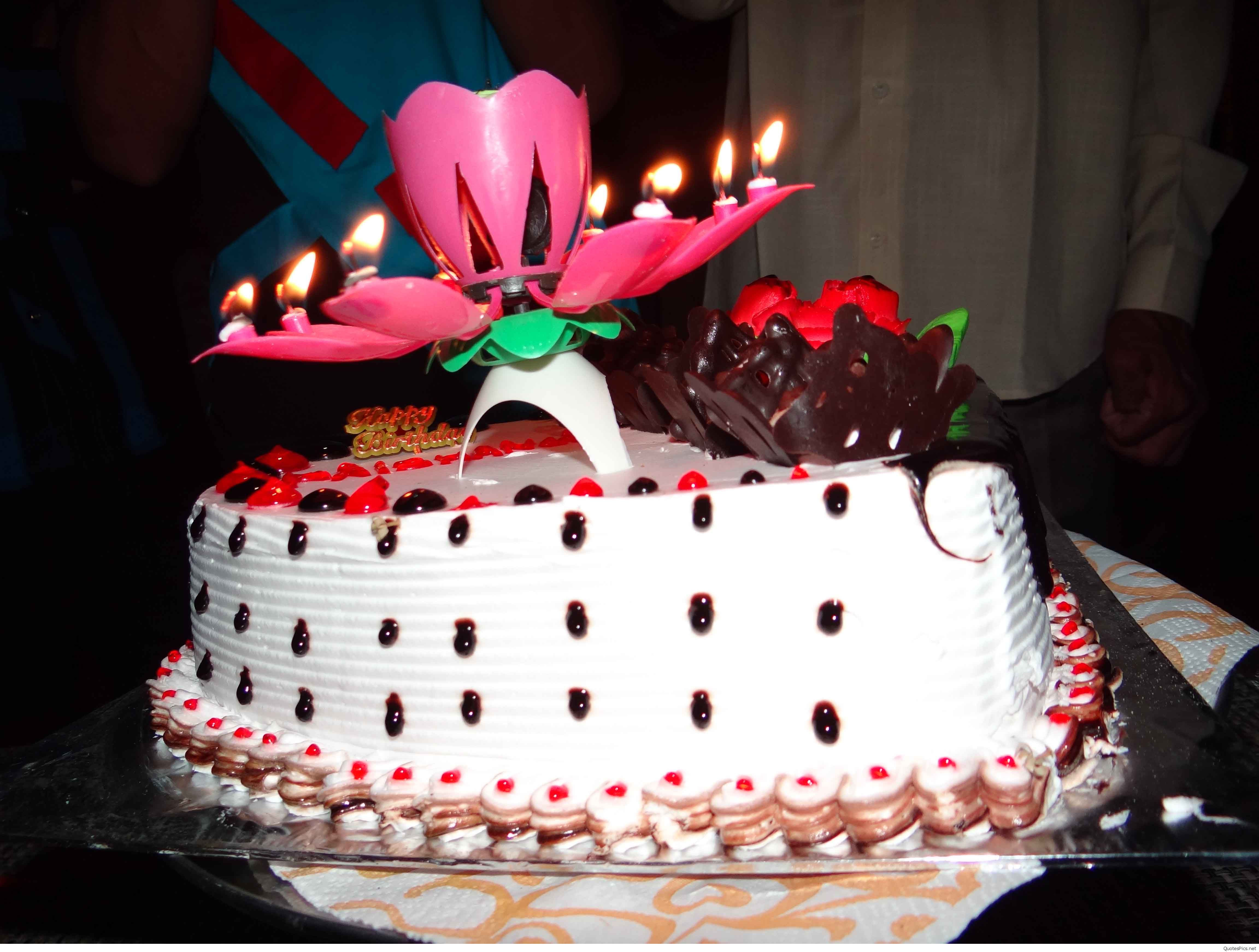 Best ideas about Birthday Cake Wallpaper . Save or Pin Amazing Happy Birthday cake wallpapers hd Now.