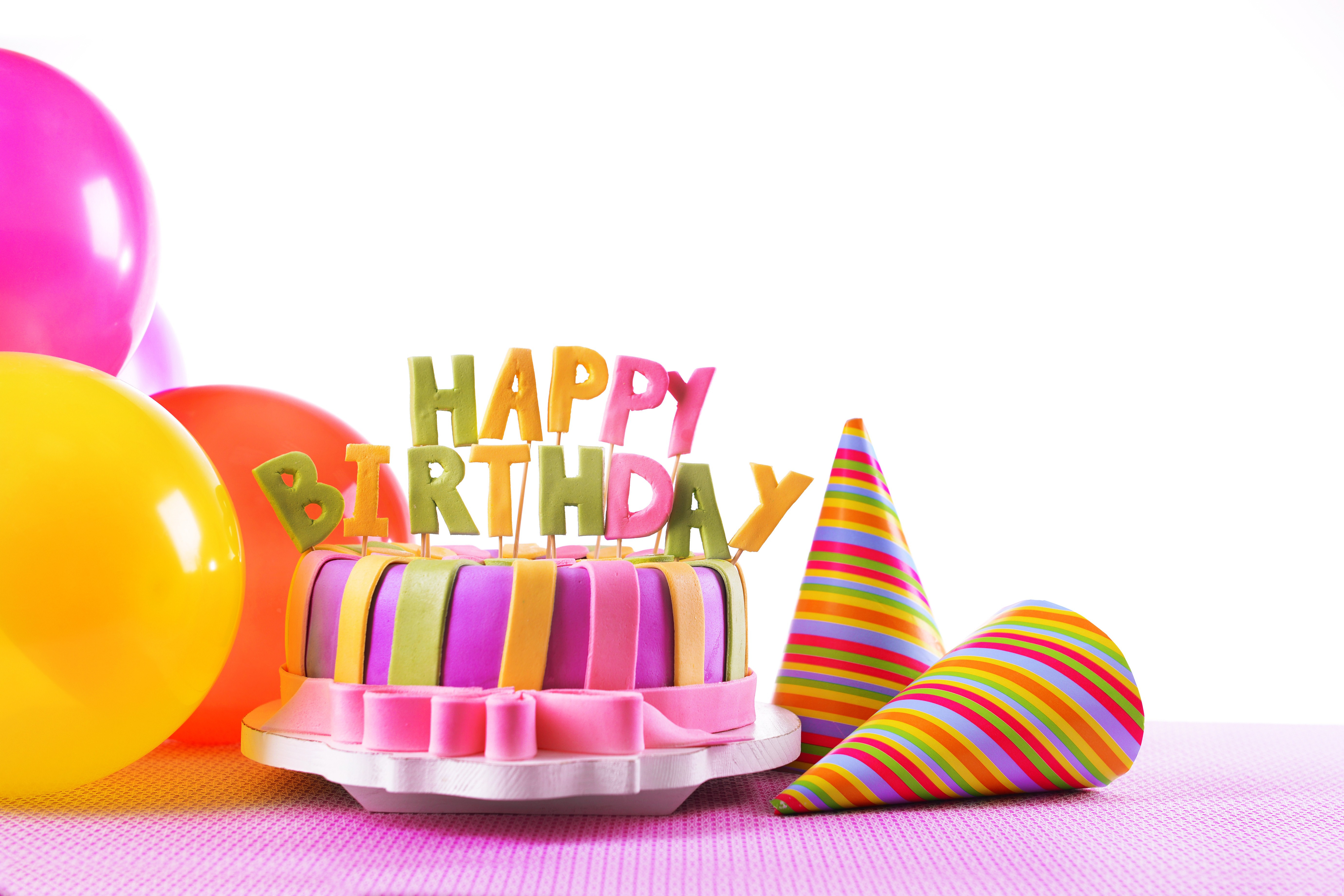 Best ideas about Birthday Cake Wallpaper . Save or Pin Happy Birthday on Cake HD Wallpaper Now.